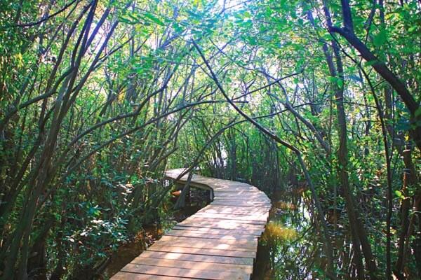 Baddegana Wetland Park