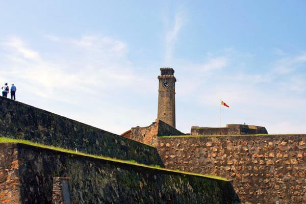 Dutch Fort in Galle