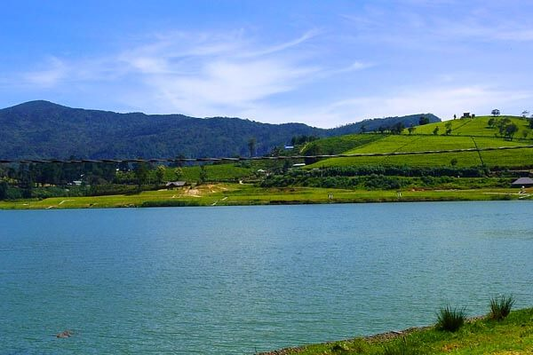 Lake Gregory Nuwara Eliya