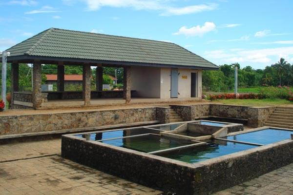 Madunagala Hot Water Springs