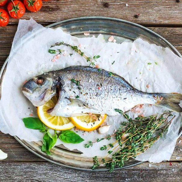 Sri Lankan Sea Food