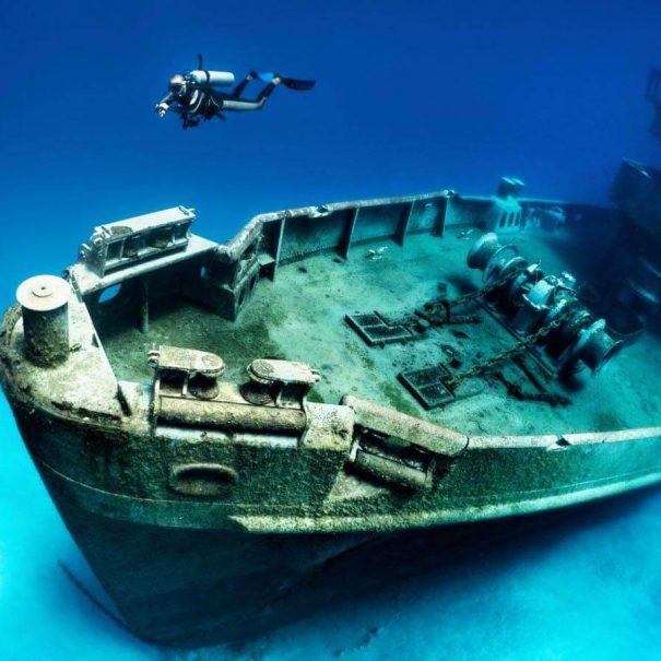 Ship-Wreck Diving in Sri Lanka